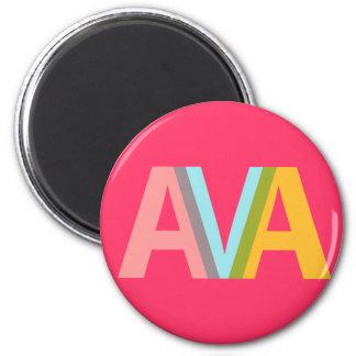 一流のデザイン- AVA マグネット