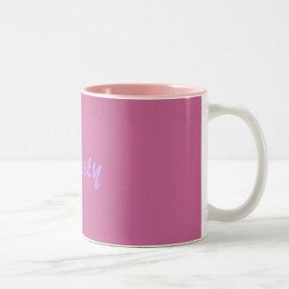 一流のマグChristy ツートーンマグカップ