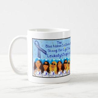一流の姉妹関係 コーヒーマグカップ
