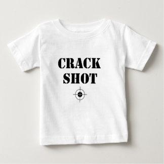 一流の打撃 ベビーTシャツ