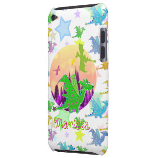 一流のMarissaの漫画のドラゴン Case-Mate iPod Touch ケース