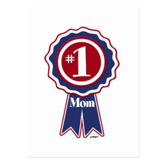 一流#1お母さん ポストカード