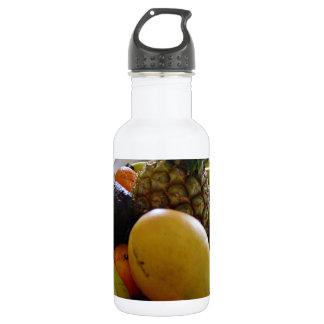 一番のマンゴが付いているデザート用深皿 ウォーターボトル