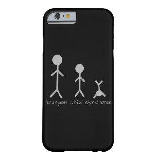 一番年下の子供シンドロームのおもしろいなiPhone6ケース Barely There iPhone 6 ケース