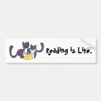 一緒に読むこと バンパーステッカー