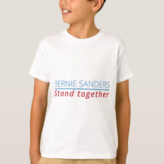一緒のベルニーの立場-色 Tシャツ