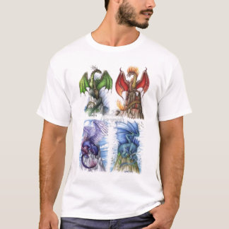 一緒の要素 Tシャツ