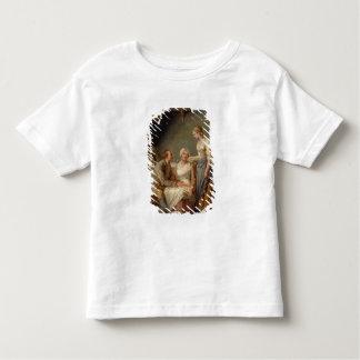 一致した提案 トドラーTシャツ
