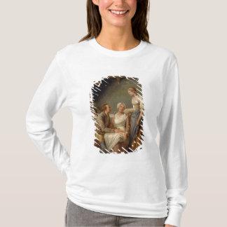 一致した提案 Tシャツ