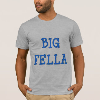 一致の大きい農夫の小さい農夫 Tシャツ