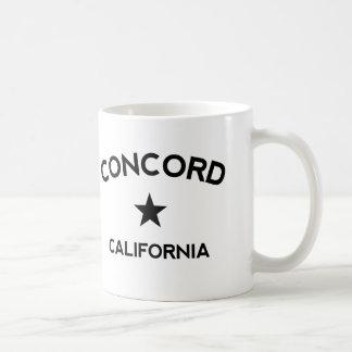 一致カリフォルニア コーヒーマグカップ