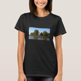 一致ポイント灯台カスタムのティー Tシャツ