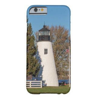 一致ポイント灯台 BARELY THERE iPhone 6 ケース