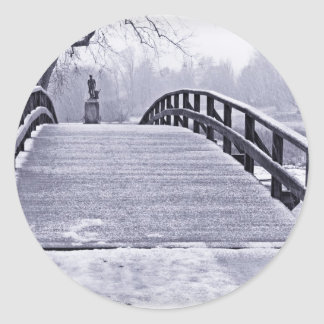 一致橋 ラウンドシール