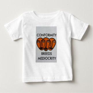 一致2 ベビーTシャツ