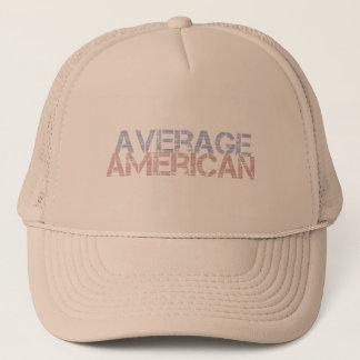 一般のアメリカ人 キャップ
