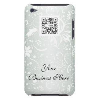 一般的なipod touchの場合のテンプレートの花柄 Case-Mate iPod touch ケース