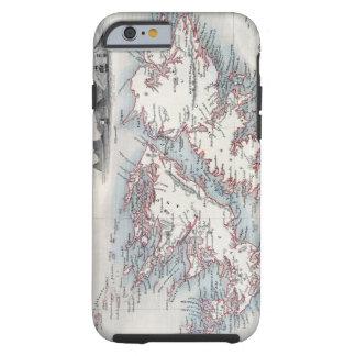 一連のWからのフォークランド諸国そしてパタゴニア、 iPhone 6 タフケース
