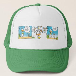 丁のアヒルのトレーニングの計画の帽子 キャップ