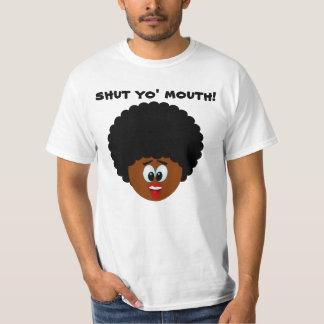 丁寧に提案する方法ことを誰か停止話すこと Tシャツ