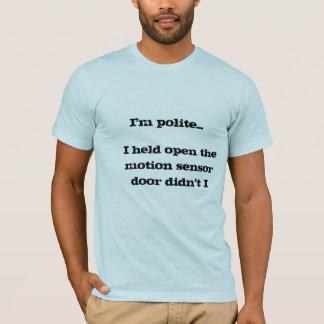 丁寧 Tシャツ