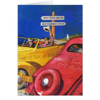 万国博覧会かバスト カード