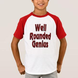 万能の天才赤 Tシャツ