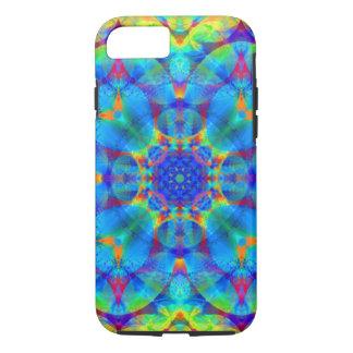 万華鏡のように千変万化するパターンのデザインFF10 iPhone 7ケース