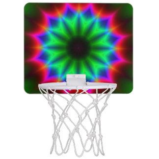 万華鏡のように千変万化するパターンの芸術17の小型バスケットボールバスケ ミニバスケットボールゴール