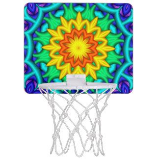 万華鏡のように千変万化するパターンの芸術19の小型バスケットボールバスケ ミニバスケットボールゴール