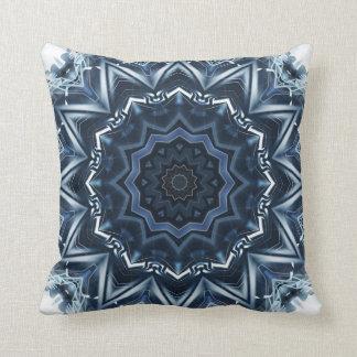 万華鏡のように千変万化するパターンの芸術3の枕 クッション
