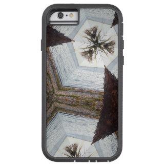 万華鏡のように千変万化するパターンのSt Andrew湾の電話箱 Tough Xtreme iPhone 6 ケース