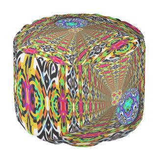 万華鏡のように千変万化するパターンパターンX + あなたのアイディア プーフ