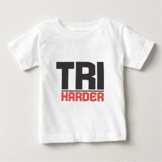 三より堅い ベビーTシャツ