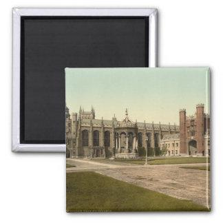 三位一体の大学、ケンブリッジ、イギリス マグネット