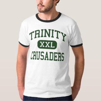 三位一体-クルセーダー-カトリック教徒- Stamford Tシャツ