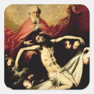 三位一体、c.1635 スクエアシール