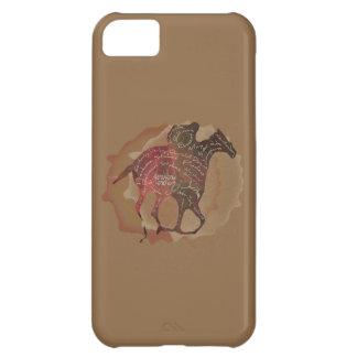 三冠競馬の電話箱 iPhone5Cケース