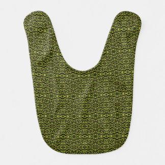 三番目のカムフラージュ! (ジャングルの緑の) ~ ベビービブ