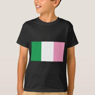 三色ニューファウンドランド Tシャツ
