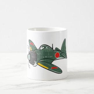 三菱ゼロ コーヒーマグカップ