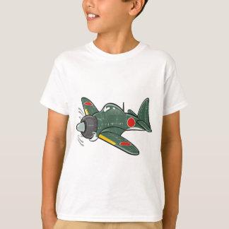 三菱ゼロ Tシャツ