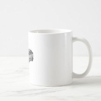 三菱古い蜃気楼 コーヒーマグカップ