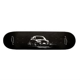 三菱EVO オリジナルスケートボード