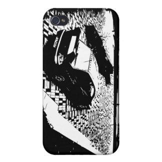 三菱EVO iPhoneの場合 iPhone 4 カバー
