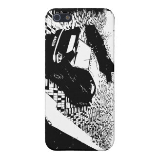 三菱EVO iPhoneの場合 iPhone 5 カバー