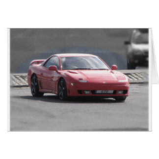 三菱GTO 3L対のターボ カード