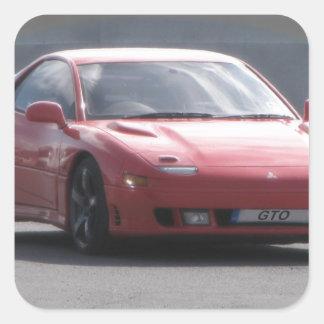 三菱GTO 3L対のターボ スクエアシール
