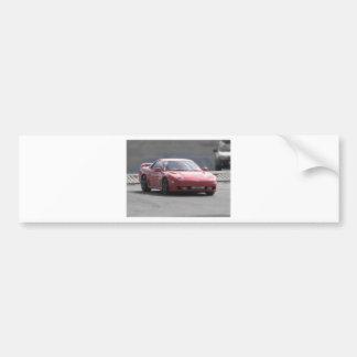三菱GTO 3L対のターボ バンパーステッカー