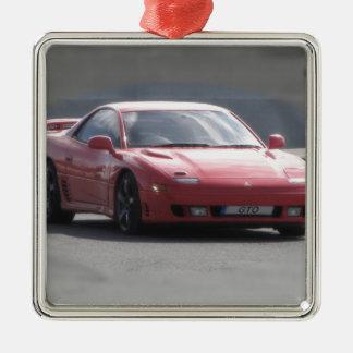 三菱GTO 3L対のターボ メタルオーナメント